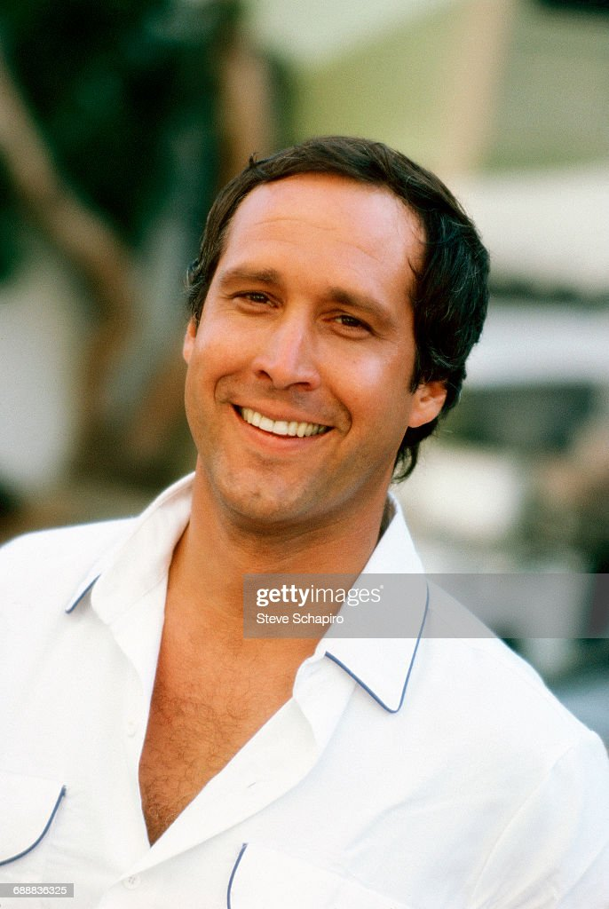 Chevy Chase : News Photo