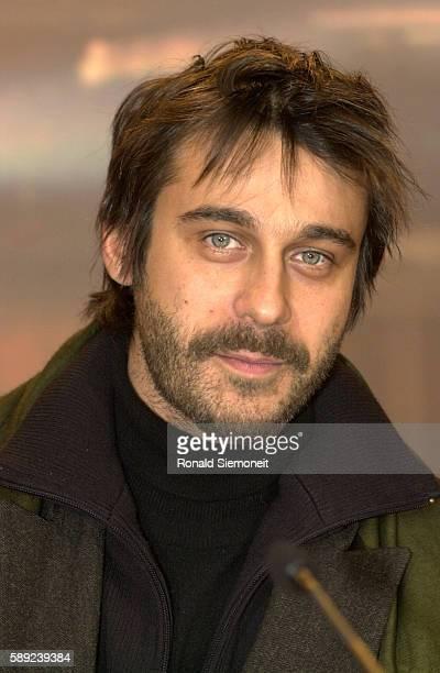 Portrait of actor Jordi Molla star in the film 'Segunda Piel'