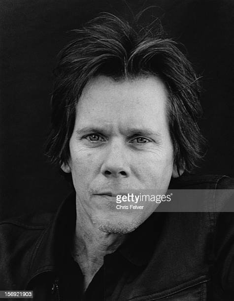 Portrait of actor Kevin Bacon Paso Robles California 2009