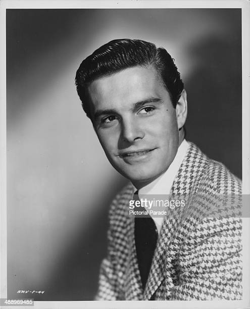 Portrait of actor Louis Jourdan as he appears in the movie 'No Minor Vices' 1948