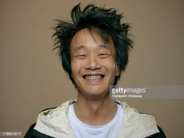 Portrait of actor