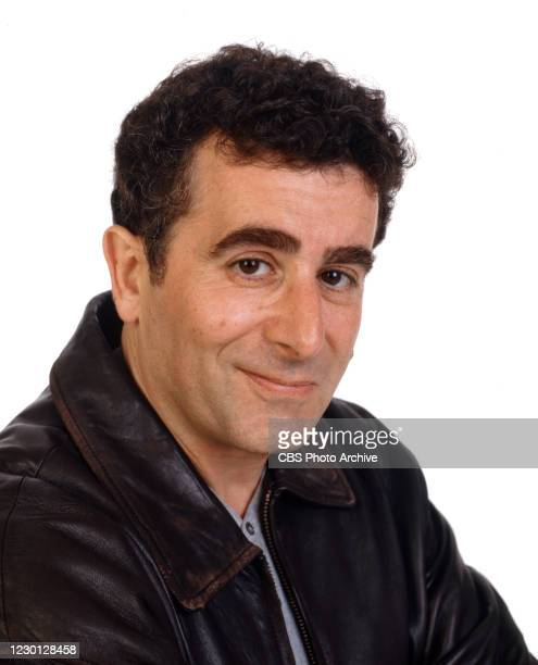 Portrait of actor Saul Rubinek in the CBS television series INK. January 1, 1996.