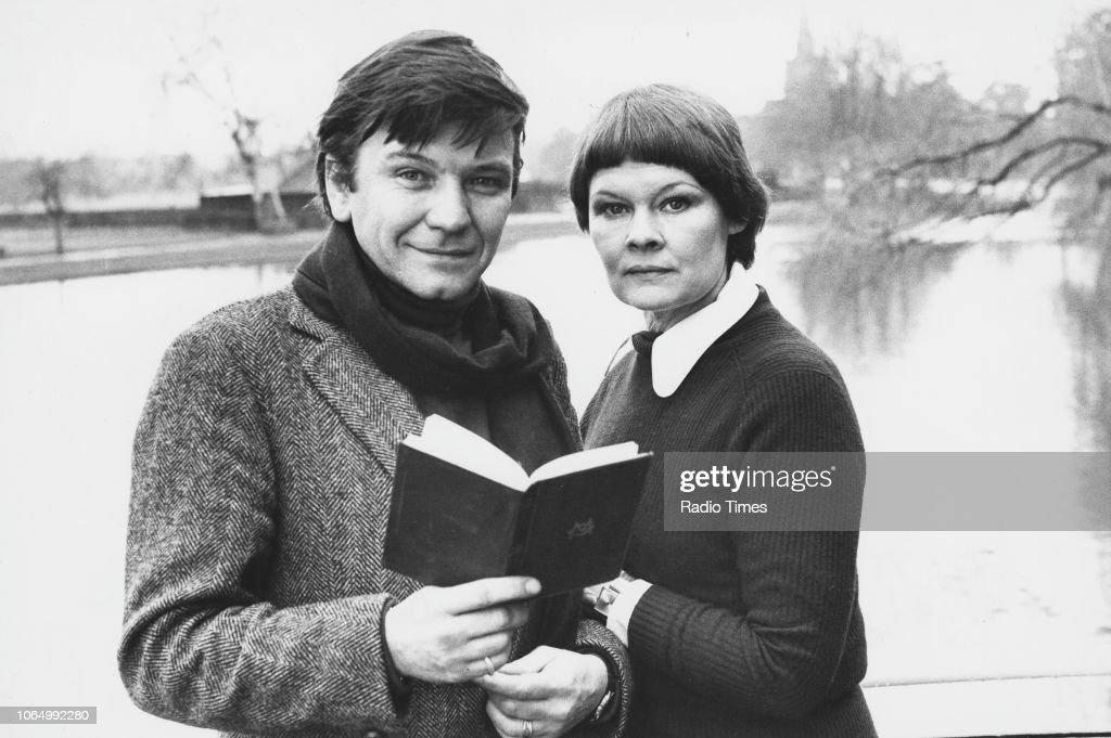Judi Dench And Michael Williams : News Photo
