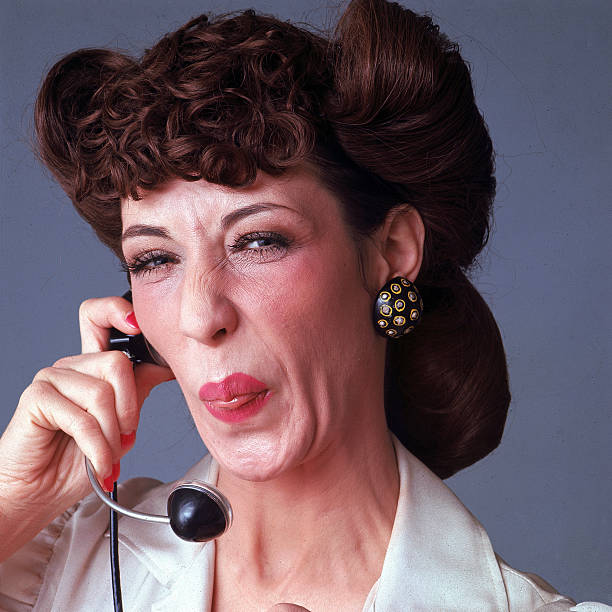 Portrait Of Lily Tomlin