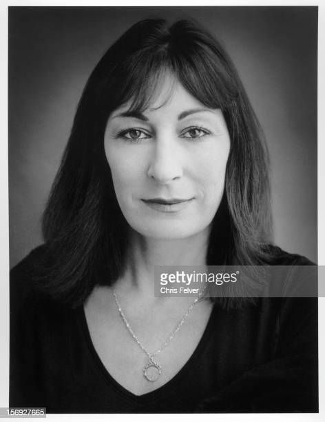 Portrait of actress and film director Anjelica Huston Venice California 1999