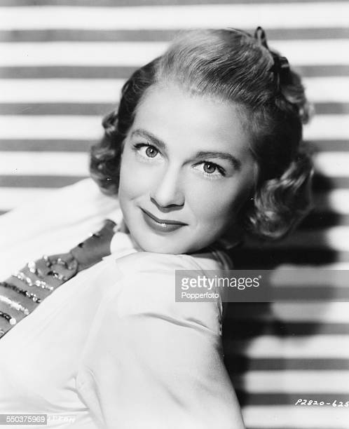 Portrait of actress and singer Betty Hutton circa 1945