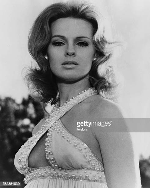 Portrait of actress Angel Tompkins star of the film 'I Love My Wife' May 28th 1970