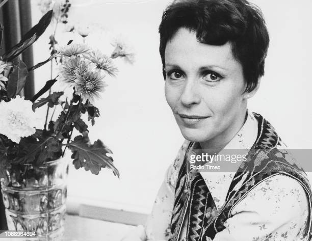 Portrait of actress Claire Bloom February 18th 1974