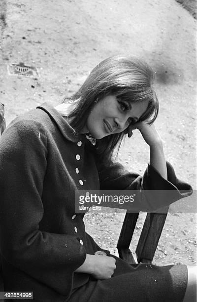 Portrait of actress Gabriella Licudi 1964
