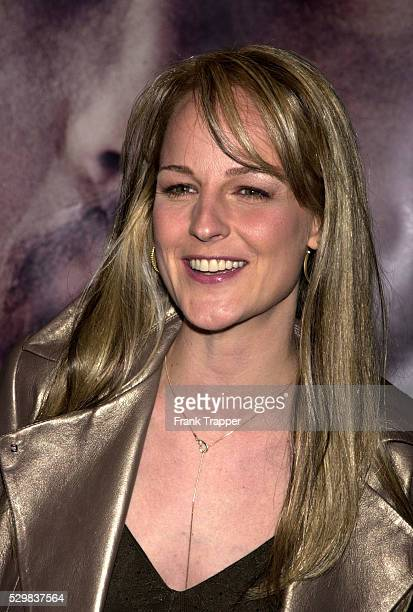 Portrait of actress Helen Hunt who plays Kelly in the film