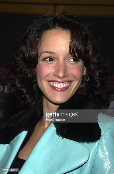 Portrait of actress Jennifer Beals