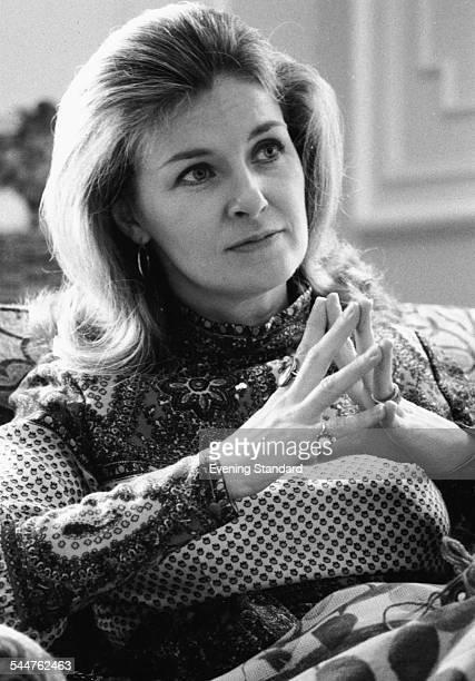 Portrait of actress Joanne Woodward November 26th 1971