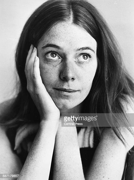 Portrait of actress Kitty Winn during a visit to London June 10th 1971