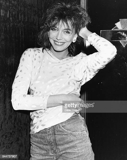 Portrait of actress Lesley-Anne Down, May 23rd 1984.