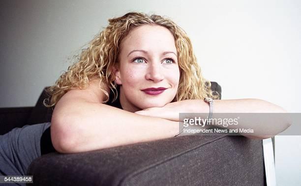 Portrait of actress Lorraine Pilkington June 4 1999