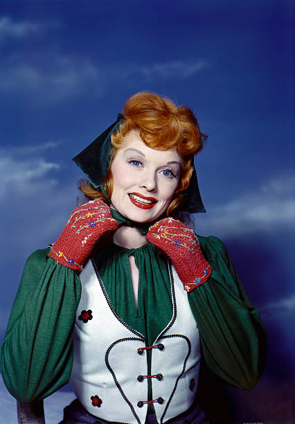NY: 6th August 1911 - Lucille Ball Is Born