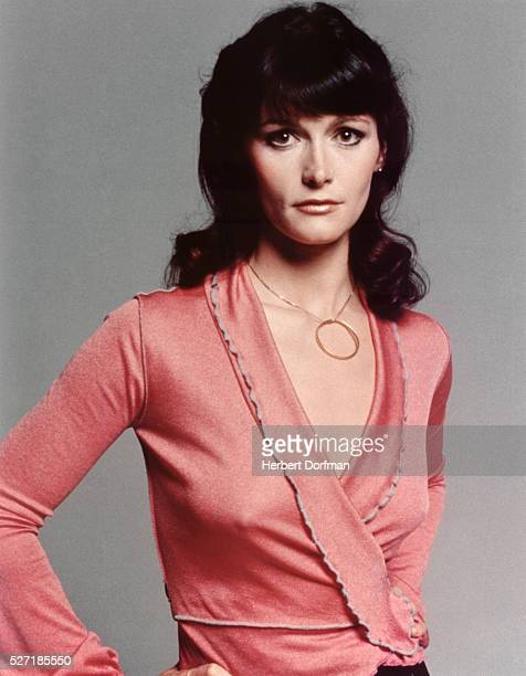 Portrait of actress Margot Kidder