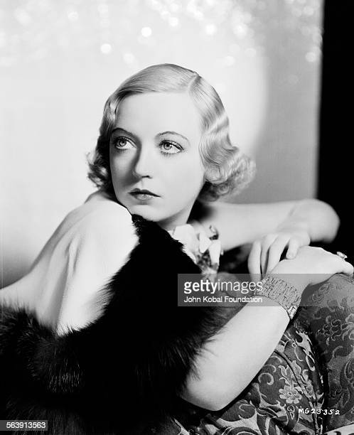 Portrait of actress Marion Davies for MGM Studios April 23rd 1932