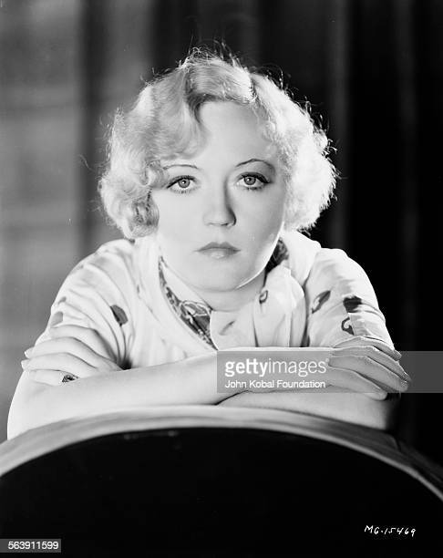 Portrait of actress Marion Davies for MGM Studios May 8th 1931
