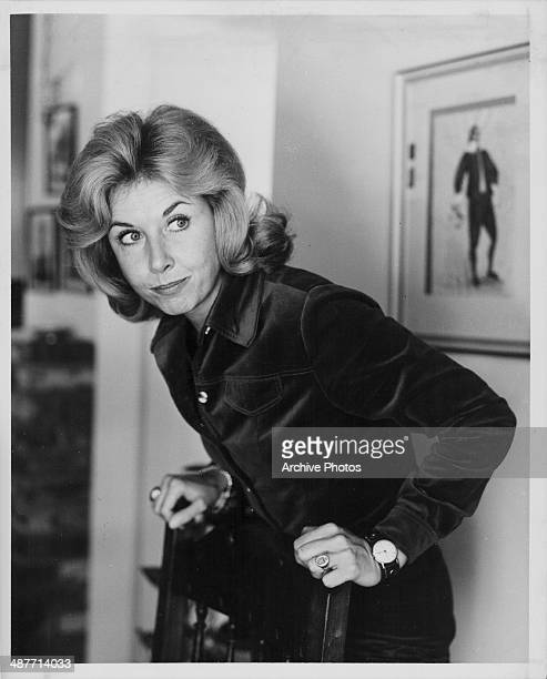 Portrait of actress Michael Learned circa 1970