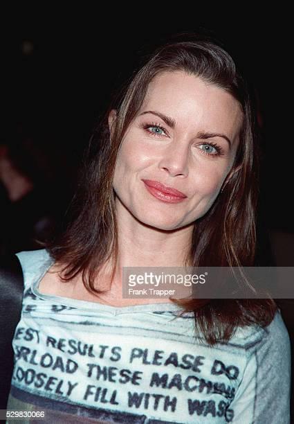 Portrait of actress Mitzi Kapture