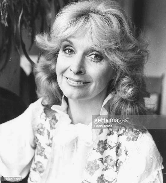 Portrait of actress Nyree Dawn Porter March 9th 1981