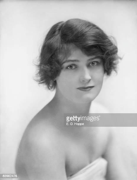 Portrait of actress Pepita Bobadilla 1919 Bobadilla was married to playwright Haddon Chambers and British spy Sidney Reilly