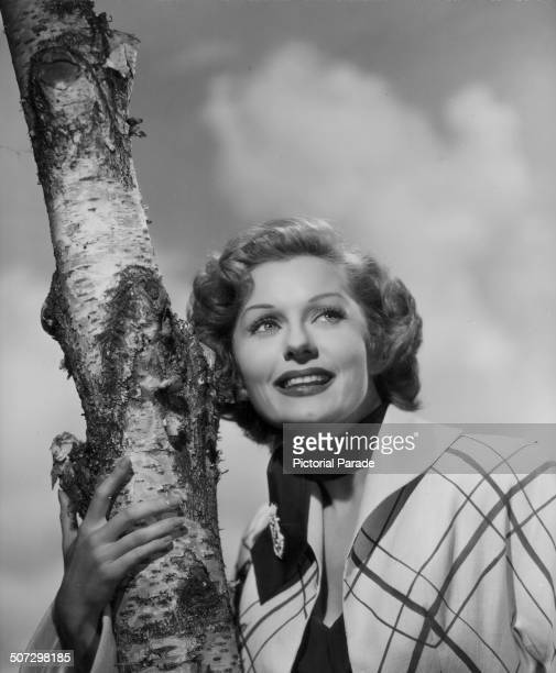 Rhonda Fleming Stock Photos And Pictures