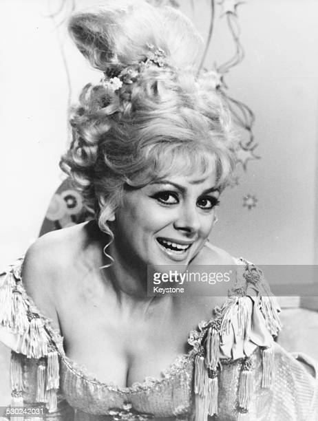 Portrait of actress Sandra Milo in costume as she appears in the movie 'For Lovefor Magic' Rome November 1966