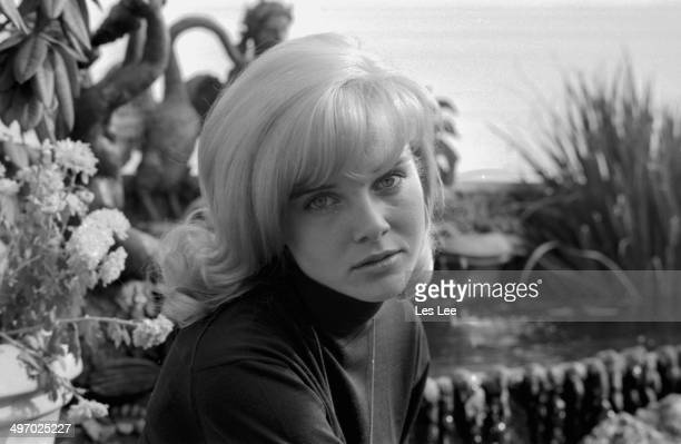 Portrait of actress Sue Lyon at the Dorchester Hotel London October 5th 1964