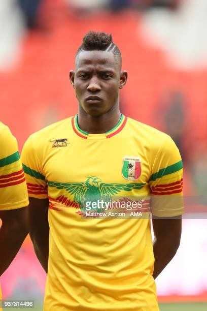 Portrait of Adama Niane of Mali during the International friendly match between Japan and Mali at the Stade de Sclessin on March 23 2018 in Liege...