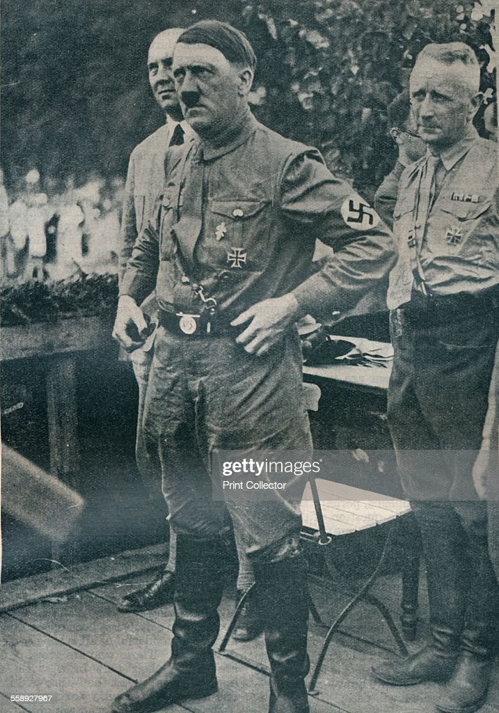 how hitler came power as chancellor january 1933 Germany's new chancellor took power on january 30th, 1933.