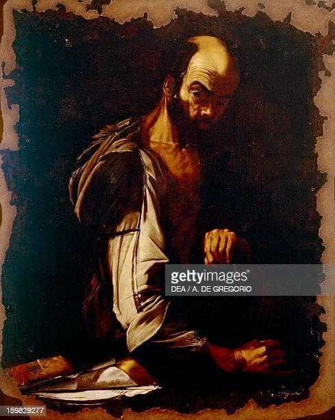 Portrait of Aesop by Luca Girolamo San Marino Museo Pinacoteca San Francesco
