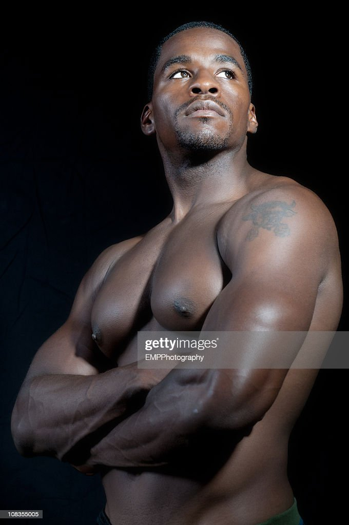 Hot african american guys