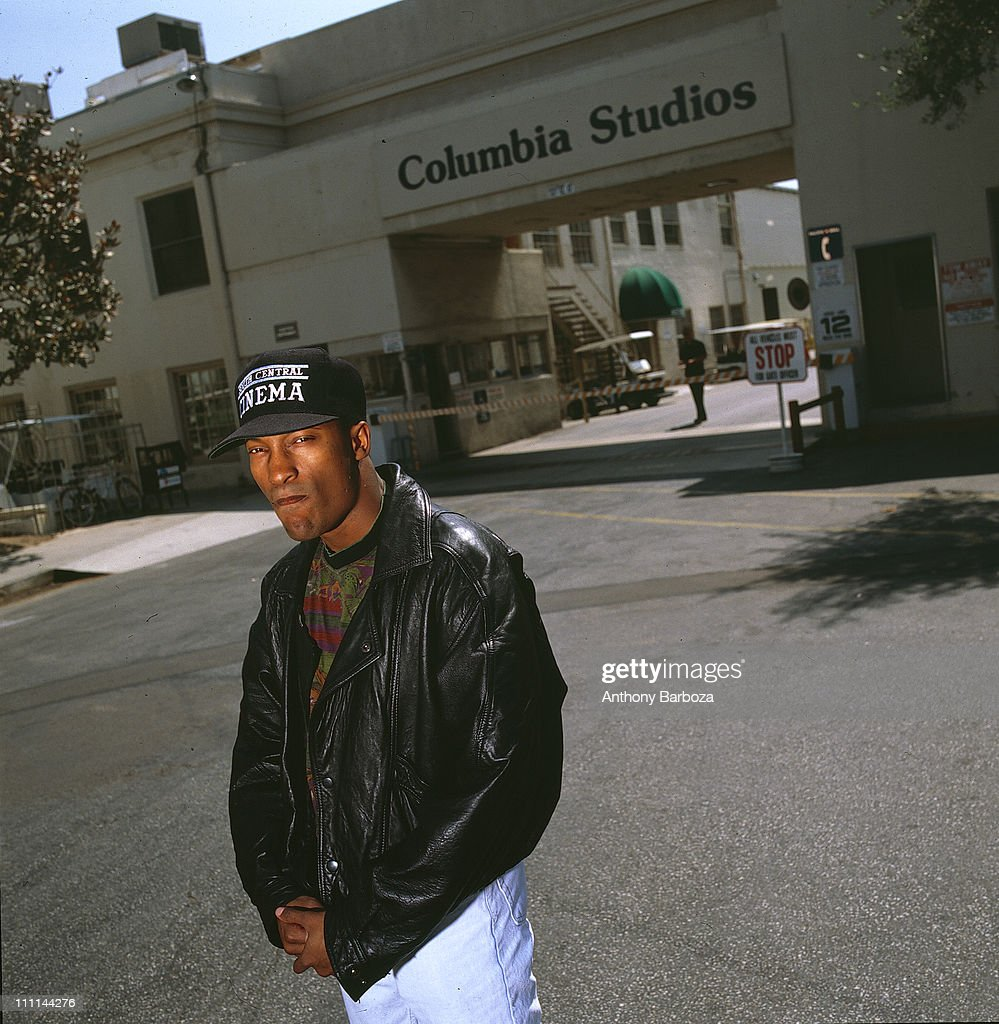 Film Director John Singleton : News Photo