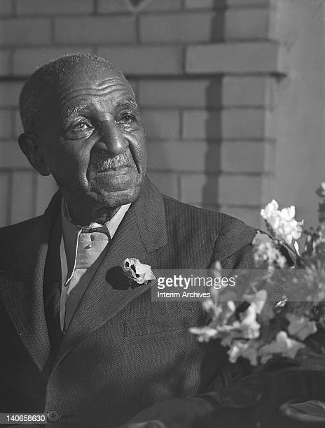 Portrait of African American scientist and educator George Washington Carver March 1942 From the Farm Security Admiinstration