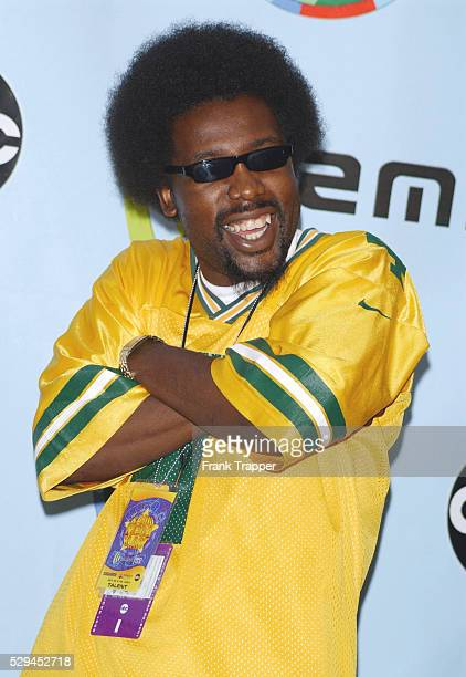 Portrait of Afroman