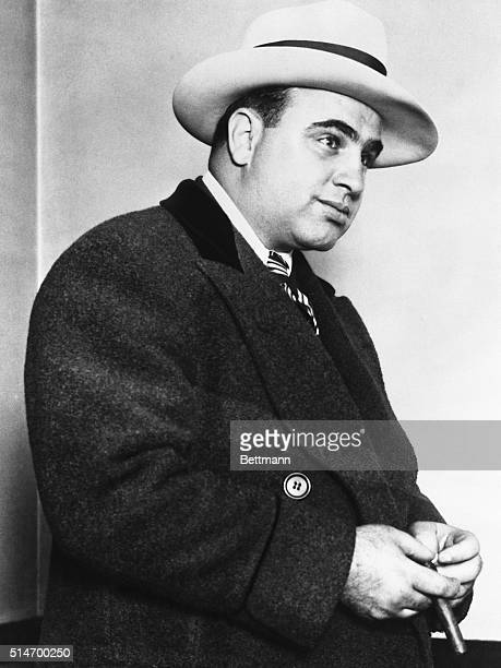 Portrait of Al Capone