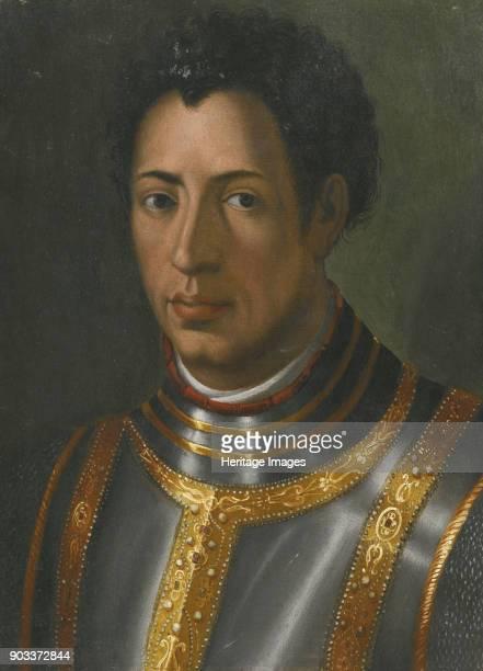 Portrait of Alessandro de' Medici Private Collection
