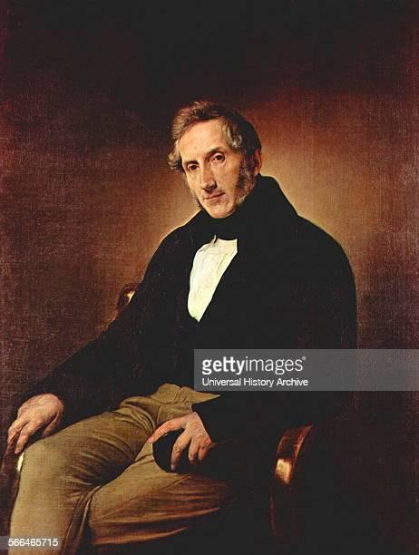 Portrait of Alessandro Manzoni by Francesco Hayez Alessandro Francesco Tommaso Manzoni was an Italian poet and novelist