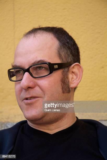 Portrait of Alex Rigola theatre director