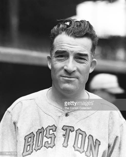 A portrait of Aloysius H Simmons of the Boston Braves in 1939
