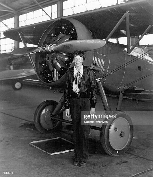 Portrait of Amelia Earhart July 30 1936