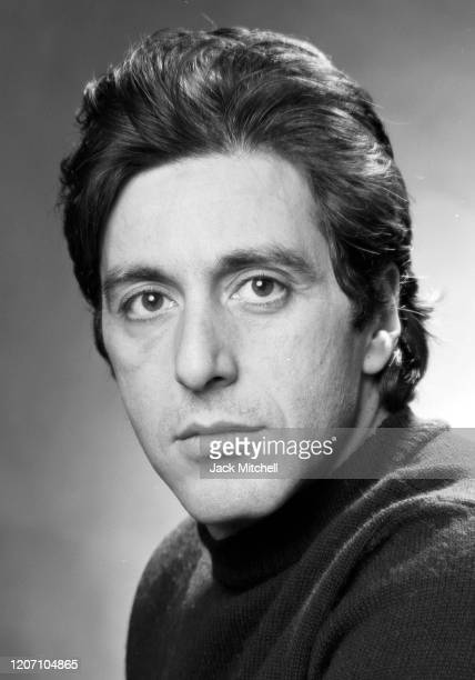 Portrait of American actor Al Pacino, February 1979. At the time he was starring in 'Richard III.'