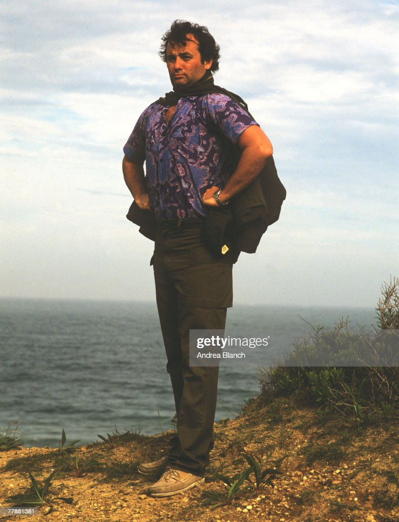 Portrait Of Bill Murray : News Photo