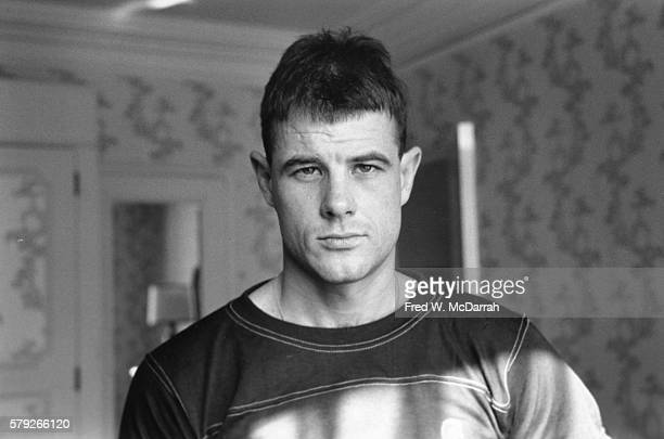 Portrait of American actor Brad Davis March 11 1980
