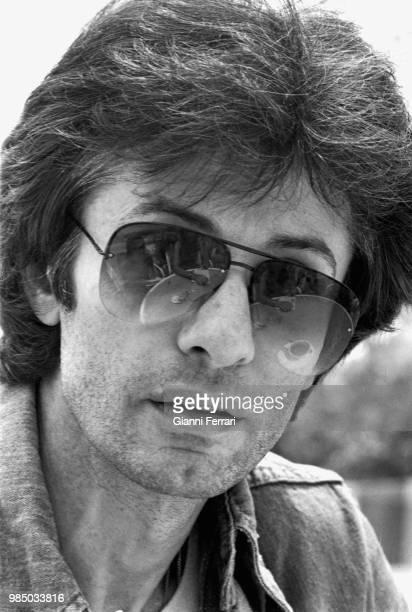 Portrait of American actor George Chakiris Madrid, Spain. .