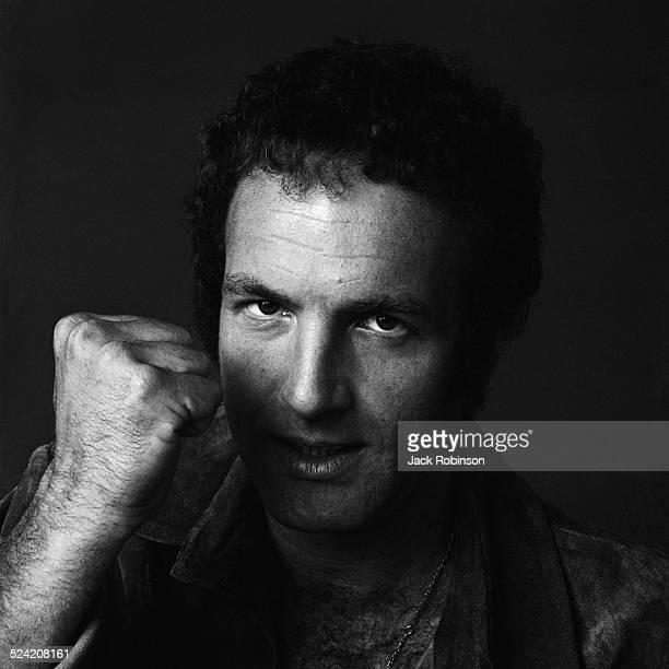 Portrait of American actor James Caan New York New York October 1971