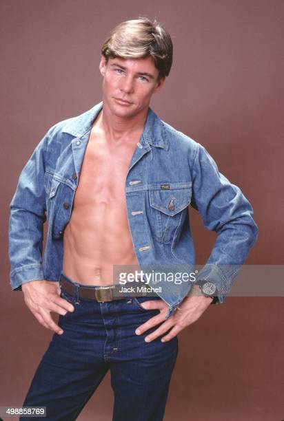 Portrait of American actor JanMichael Vincent 1978