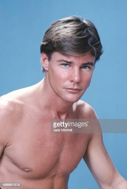 Portrait of American actor JanMichael Vincent 1978